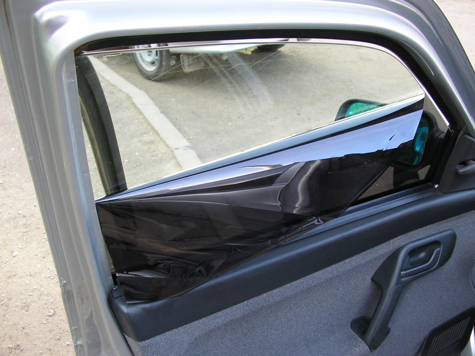 Растонирование автомобиля