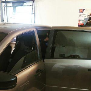 Тонировка задней полусферы на лада гранта | Центр CarStyle