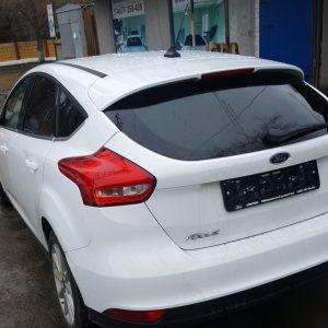 Задняя полусфера на Ford Focus пленкой Llumar | Тонировка